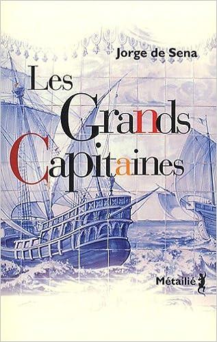 Livre Les grands capitaines pdf