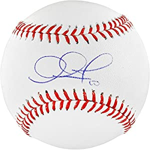 Adam Jones Baltimore Orioles Autographed Baseball Fanatics Authentic Certified Autographed Baseballs