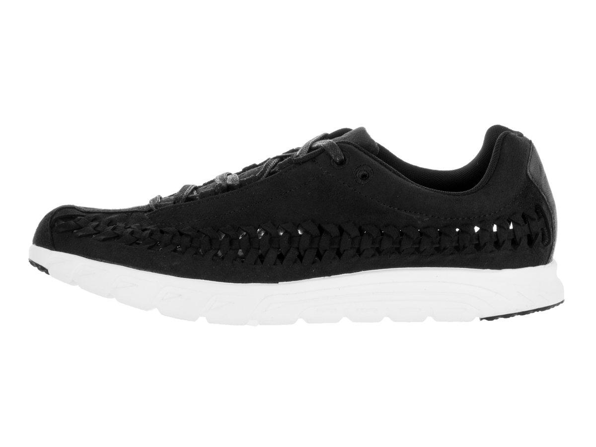 NIKE Men's Mayfly Woven Casual Shoe B01DQ8WC5S 9 D(M) US Black/Black Summit White