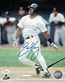Eric Young Autographed/Signed Colorado Rockies 8x10 Photo JSA