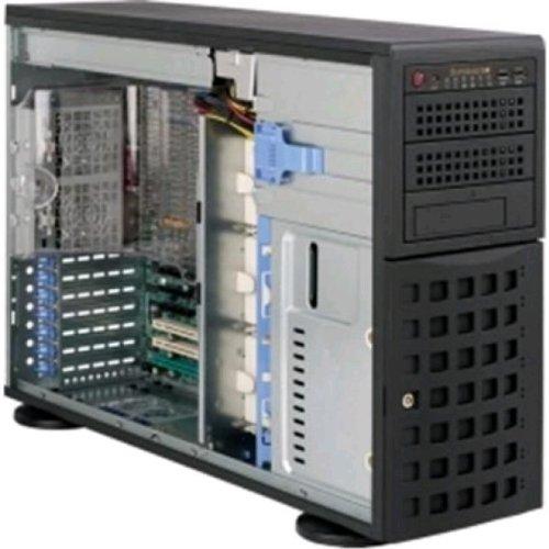 Supermicro 920 Watt 4U Server, Black (CSE-745TQ-920B)