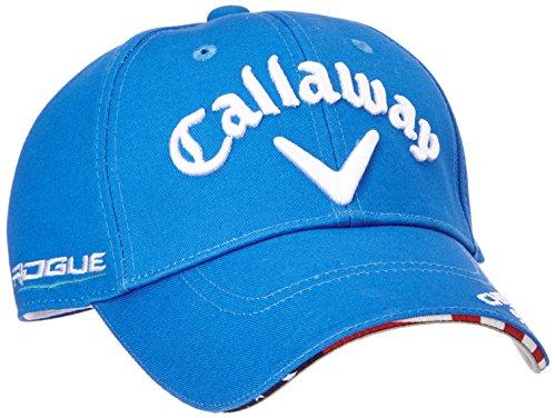 (キャロウェイ アパレル) Callaway Apparel [ メンズ] 定番 ロゴ入り キャップ (ツアーモデル) / 247-8984600 / 帽子 ゴルフ
