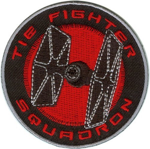 Application Star Wars Tie Fighter Squadron Patch by C&D Visionary Inc.