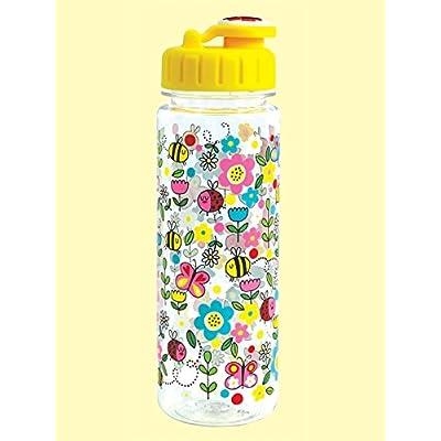 """Rachel Ellen """"Abeille de bouteille d'eau et de fleurs"""""""