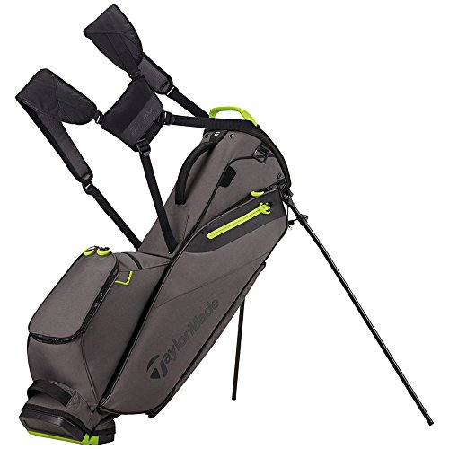 TaylorMade FlexTech Lite Golf Bag Gray/Green