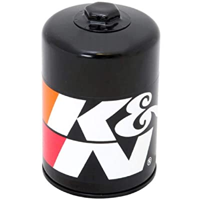 K&N Premium Oil Filter: Designed to Protect your Engine: Fits Select KOMATSU/DRESSER/CASE/CHAMPION Vehicle Models (See Product Description for Full List of Compatible Vehicles), HP-8017: Automotive