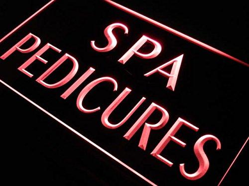 Spa Pedicures Beauty Salon Shop LED Sign Neon Light Sign Display j716-b(c) by AdvPro 3D Sign (Image #5)