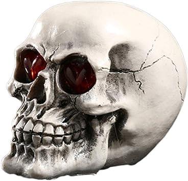 lampe tête de mort 7