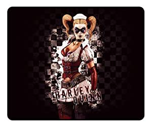 Batman Arkham City Harley Quinn 008 Rectangle Mouse Pad by eeMuse by ruishername