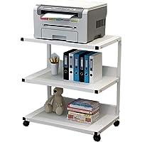 Print Racks Printer Shelf Floor Multi-Function Shelf Desktop Computer Printer Cabinet Simple Bracket/Bracket Office…