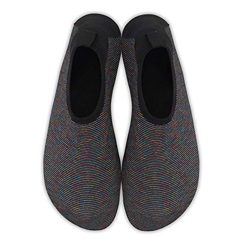 Dry Shoes Surf Yoga Water MENG Color Aqua Women Socks Men Barefoot Beach NING Black Socks Swim Shoes Quick for wRXvAnqx