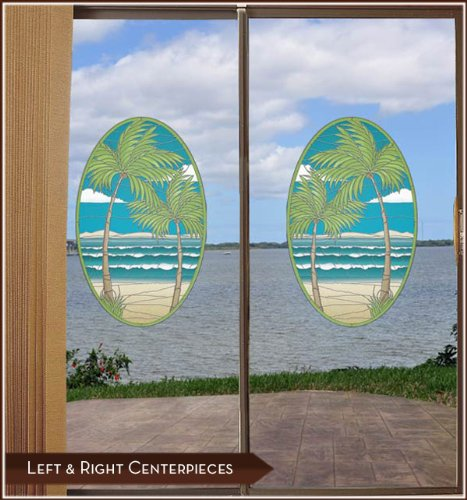 Island Oasis Ctr. 21.5in x 34.5in-R Accents - Oasis Accent