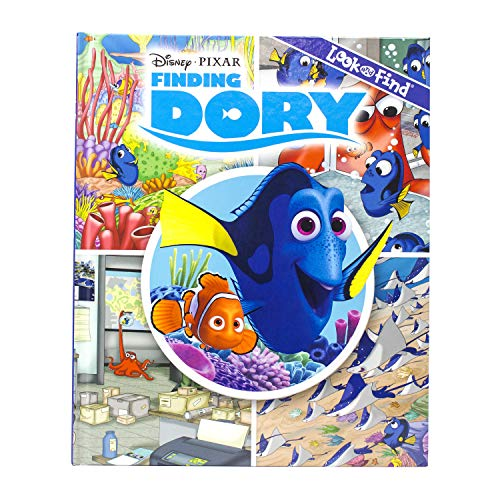 (Disney Pixar - Finding Dory Look and Find - PI Kids)