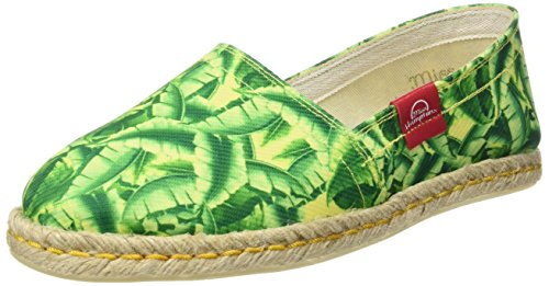 Basse verde HAMPTONS Espadrillas MISS Donna Palm Springs ZwOvnxPq