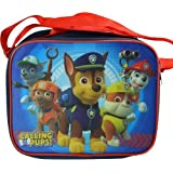 Paw Patrol Zippered Lunch Box Bag Kit with Strap