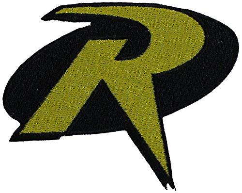 Application DC Comics Batman Robin Logo Patch]()