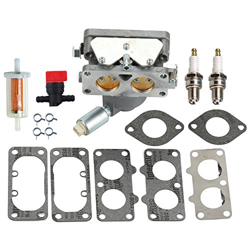 Panari 791230 Carburetor + Fuel Filter Spark Plug for Bri...