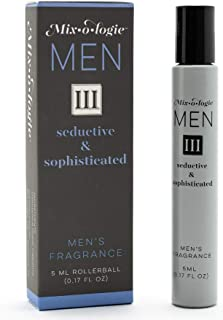 product image for Mixologie Fragrance for Men - III (Seductive & Sophisticated) Cologne