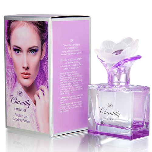Chantilly eau de vie eau de parfum spray 17 fl oz by dana classic fragrances