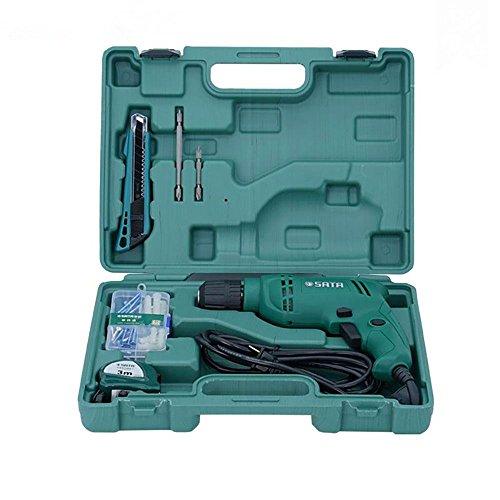 SATA 7pcs 220V Basic Installation Tool Set 05159 by Sata