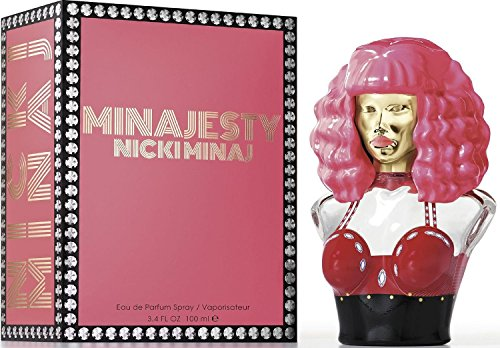Nicki Minaj Minajesty Eau de Parfum Spray for Women 3.4 ()