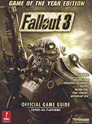 (FALLOUT 3 GAME OF THE YEAR EDITION: PRIMA OFFICIAL GAME GUIDE ) By Hodgson, David (Author) Paperback Published on (10, 2009)