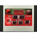 Cleveland Browns Scoreboard Desk & Alarm Clock