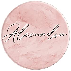 Alexandra Name Custom Name Personalized Name - PopSockets Grip and Stand for Phones and Tablets