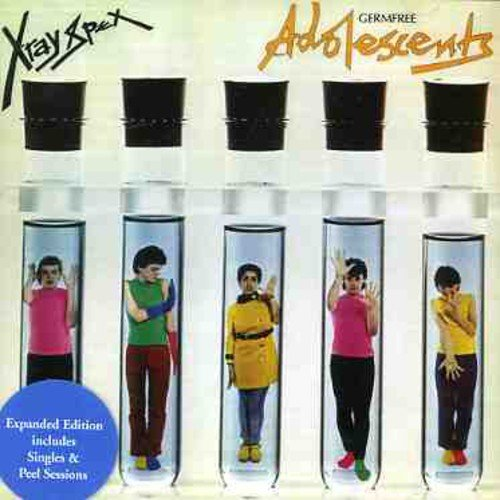 Germ Free Adolescents (Extended Edition)