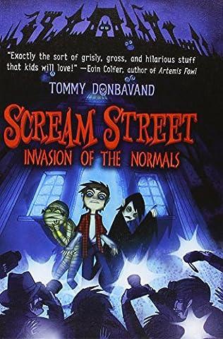 book cover of Scream Street  2
