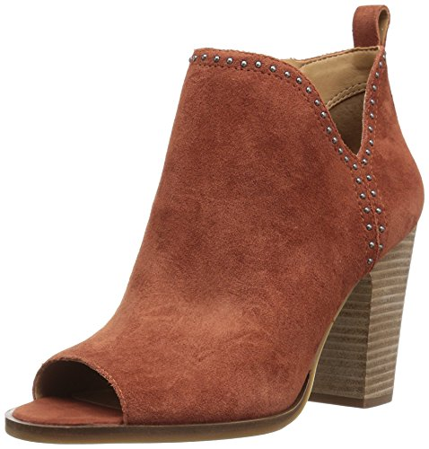 Lucky Brand Mujeres Lk-lotisha Pump Red Oak