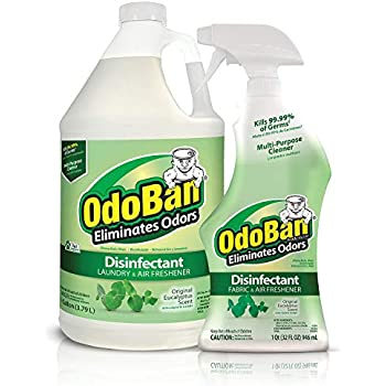 Amazon Com Zep Air And Fabric Odor Eliminator 128 Ounce