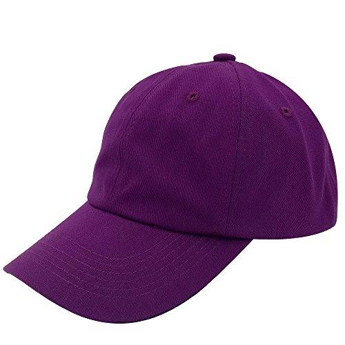 béisbol de para Purple oriental Gorra hombre Color spring Eq4ORt