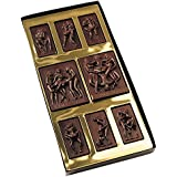 Kamasutra en chocolat NOIR