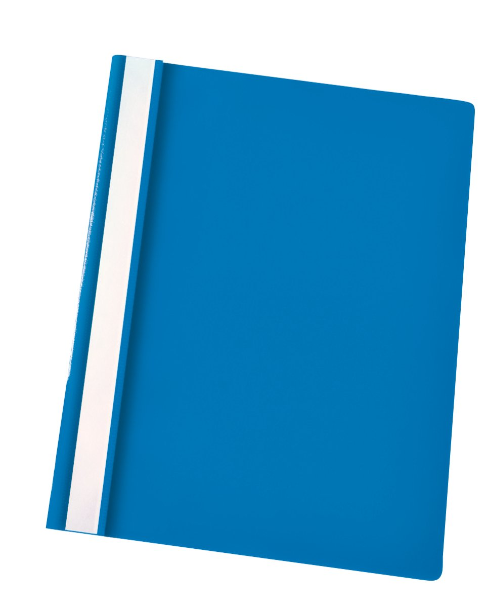 Blue Pack of 25 Centra A4 Flat File