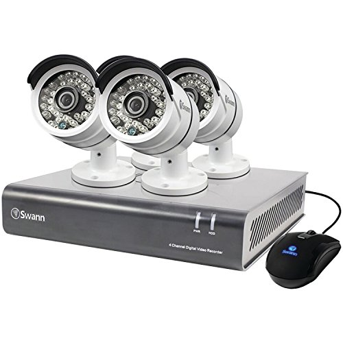 Swann Channel Security System Cameras