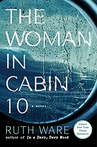 book cover of The Woman in Cabin 10