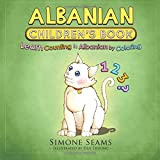Albanian Children's Book: Learn Counting in Albanian by Coloring