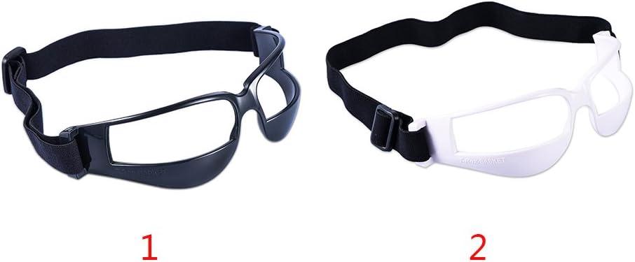 SUNERLORY Gafas de regate de Baloncesto Ayuda para la Vista Frontal de Court Vision Gafas t/ácticas de Ayuda para Entrenamiento Deportivo Ourdoor