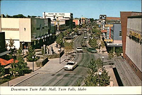 Twin Falls Mall Twin Falls, Idaho Original Vintage - Idaho Mall