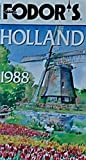Holland, 1988, Fodor's Travel Publications, Inc. Staff, 0679015221