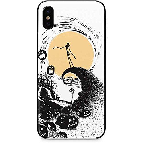 Amazoncom Skinit Jack Skellington Pumpkin King Iphone X Skin