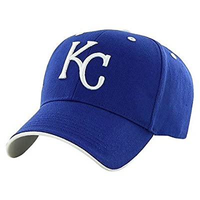 Kansas City Royals Money Maker Men's Adjustable Baseball Hat TRG