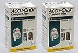 Accu Chek Compct Plus ( SIZE 102 pack)