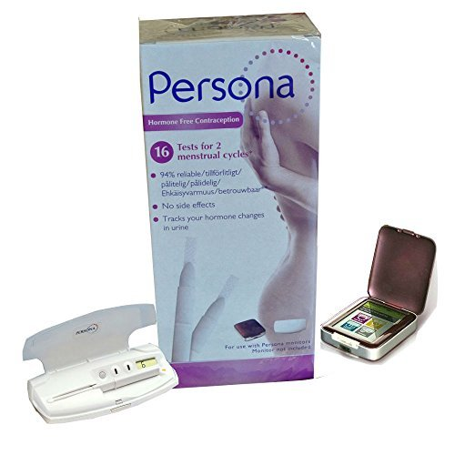 2 x Persona Contraception Test Stick Pack - (16 test Sticks in total) by Clearblue by Clearblue