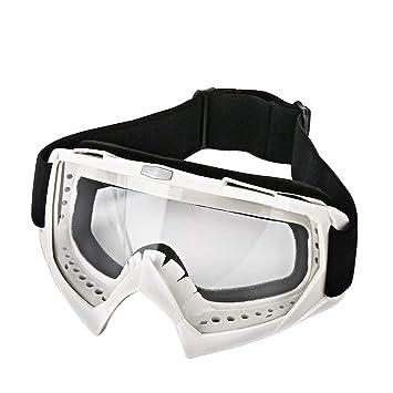 Pair Motocross Motorcycle Goggles Dirt Bike Off Road MTB Glasses Eyewear Adult
