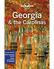 Lonely Planet Georgia & the Carolinas 2 2nd Ed.: 2nd Edition