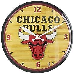 NBA Round Wall Clock