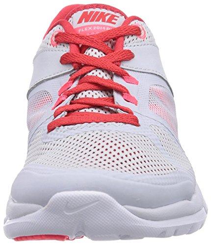 Rn Mode Flex white 005 Baskets Nike gunsmoke Femme gunsmoke Multicolore 2014 w7UfqE