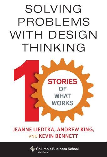 Solving Problems Design Thinking Publishing ebook
